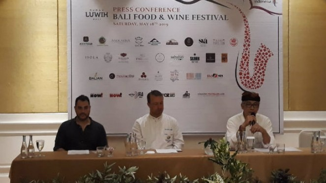 Bali Food and Wine Festival