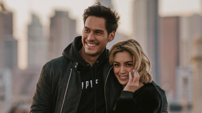 Richard Kyle dan Jessica Iskandar.
