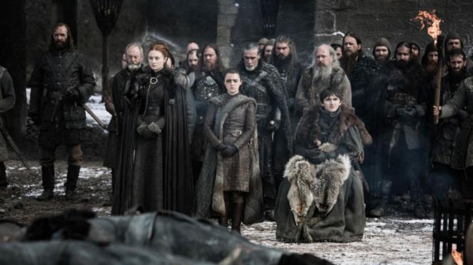 Game of Thrones Season 8 Episode 4.