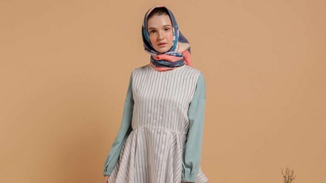 Koleksi Luna Habit untuk Ramadan 2019.