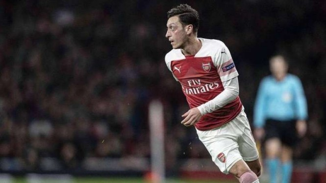 Oezil Diultimatum Gara-gara Arsenal Terpuruk