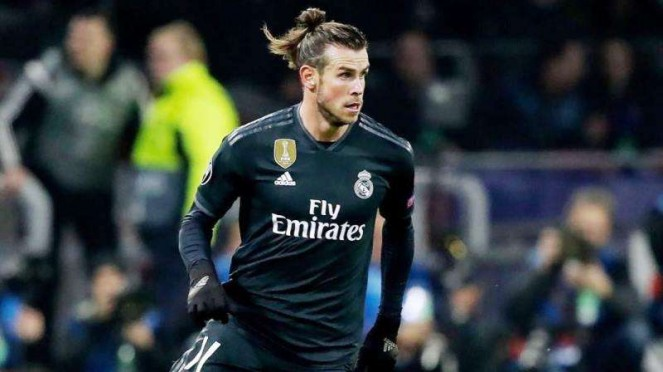 Megabintang Real Madrid, Gareth Bale