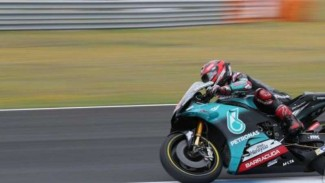 Pembalap Petronas Yamaha SRT, Fabio Quartararo