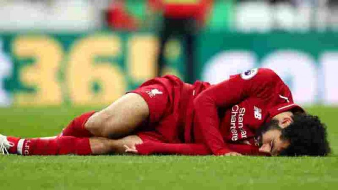 Pemain Liverpool, Mohamed Salah
