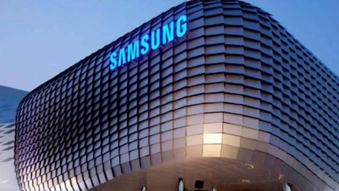 Kantor pusat Samsung.