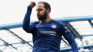 Penyerang Chelsea, Gonzalo Higuain