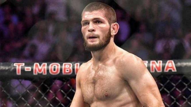 Juara Dunia Mixed Martial Arts (MMA), Khabib Nurmagomedov