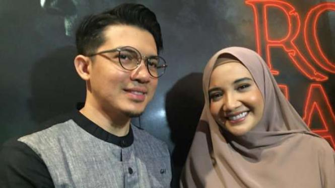 Irwansyah dan Zakia Sungkar