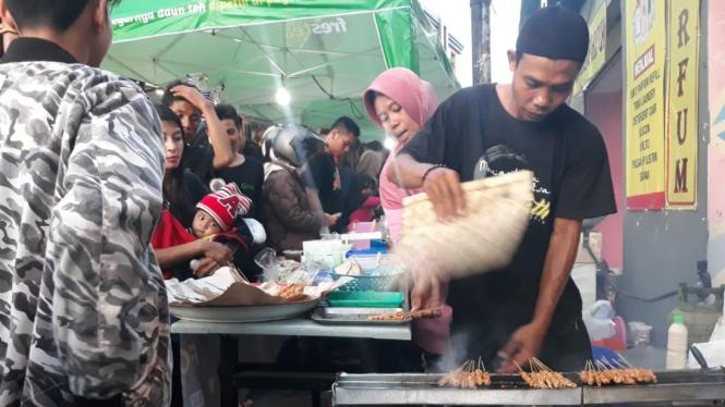 Kampung Ramadan di Bali
