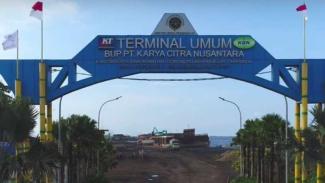 Pelabuhan Marunda.