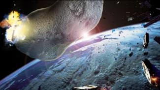 Potensi Asteroid berbahaya.