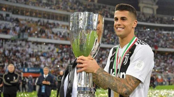 Pemain belakang Juventus, Joao Cancelo