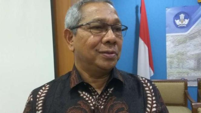 Inspektur Jenderal Kemendikbud, Muchlis R Luddin