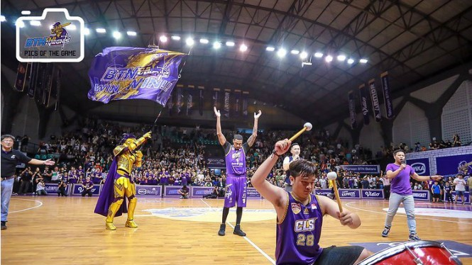 Laga CLS Knights Surabaya di pentas ASEAN Basketball League (ABL)