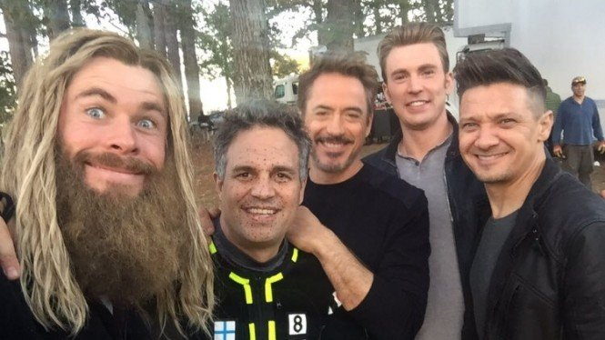 Cast Avengers: Endgame