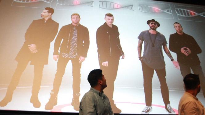 Persiapan Jelang Konser Backstreet Boys