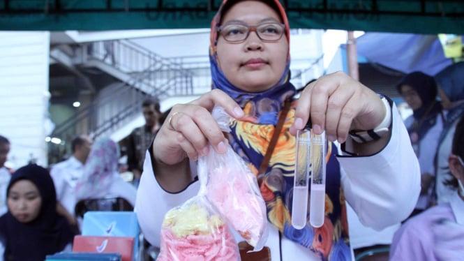 BPOM Periksa Makanan Takjil