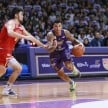 Duel CLS Knights Indonesia vs Singapore Slingers.