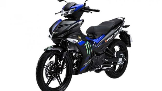 Yamaha MX King dengan livery MotoGP