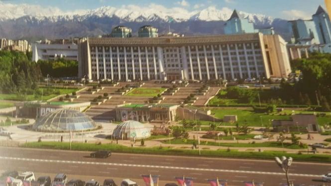 Kota Almaty, Kazakhstan