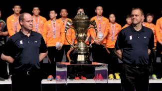Piala Sudirman Cup.
