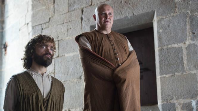 Varys dan Tyrion Lannister