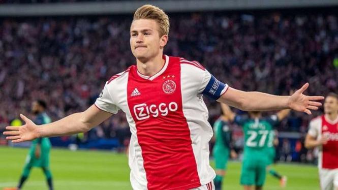Kapten Ajax Amsterdam, Matthijs de Ligt