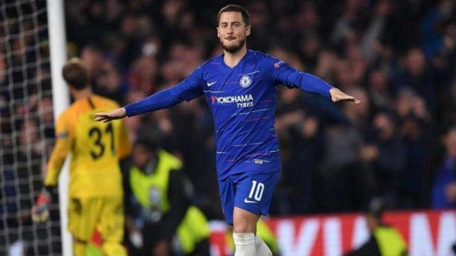 Bintang Chelsea, Eden Hazard