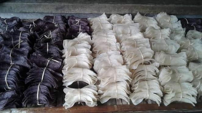 Jaje Tujak Sigerongan, camilan asal Lombok, Nusa Tenggara Barat