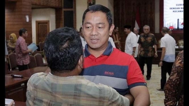 Wali Kota Semarang Hendi.