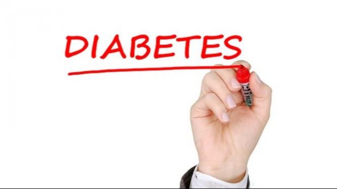 Penyakit diabetes.