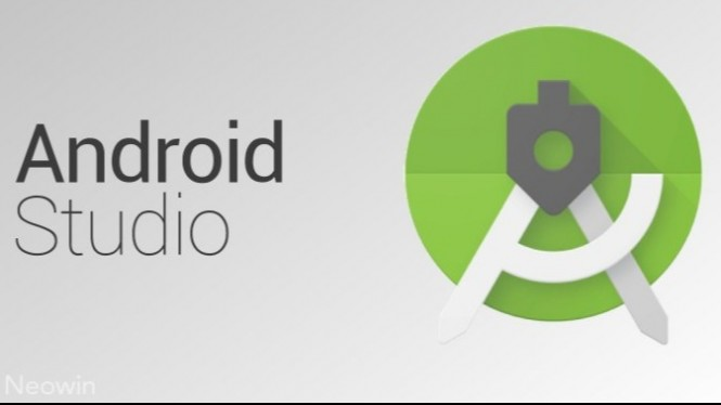 Aplikasi Android Studio.