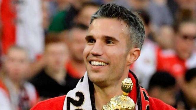 Penyerang Feyenoord, Robin van Persie