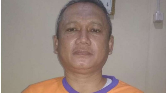 Iwan Adi Sucipto memohon maaf atas kata-kata kasarnya terhadap Kepala Polri yang berkaitan dengan pengamanan pemilu 2019.