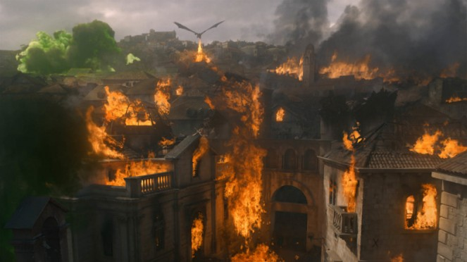 Game of Thrones Season 8 Episode 5.