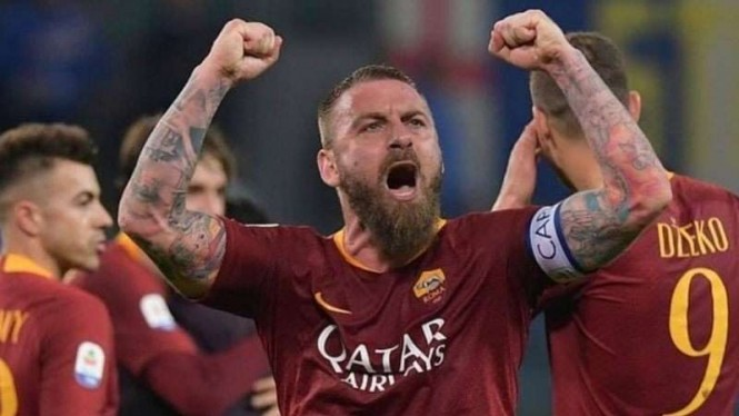 Kapten AS Roma, Daniele De Rossi