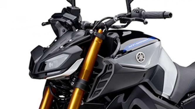 Ilustrasi motor baru Yamaha