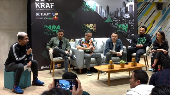 Pameran streetwear Internasional pertama di Indonesia, Para-Site siap digelar.