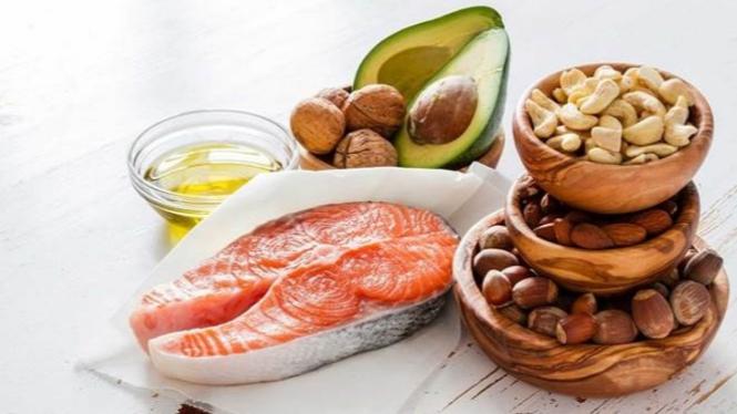 Makanan yang bisa meningkatkan HDL.