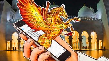 Ilustrasi spyware Pegasus