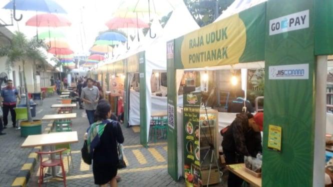 Festival Ramadhan Nusantara di Depok
