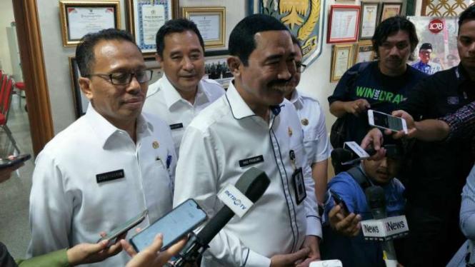Sekretaris Jenderal Kemendagri, Hadi Prabowo