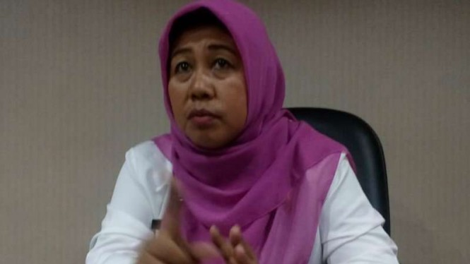 Kepala Badan Keuangan Daerah Kota Depok, Nina Suzana