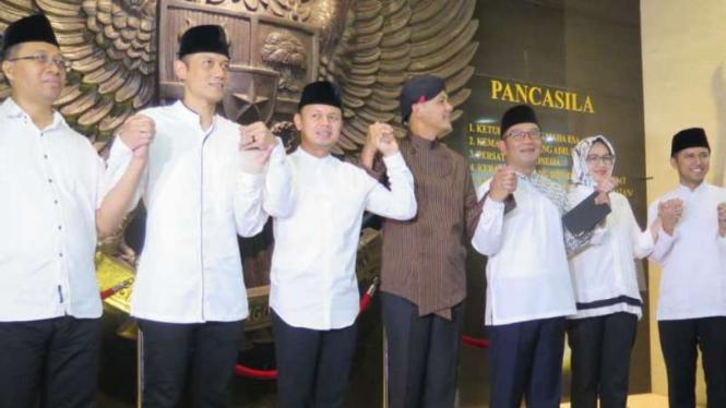 Direktur Eksekutif The Yudhoyono Institute Agus Harimurti Yudhoyono.
