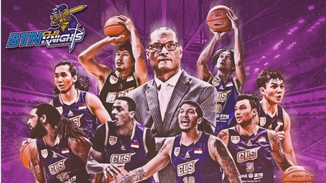 CLS Knights Surabaya menjauarai ASEAN Basketball League (ABL) 2018-2019