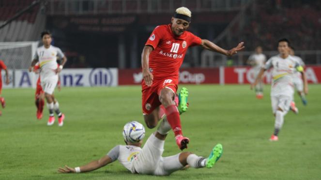Bruno Matos, Persija vs Shan United