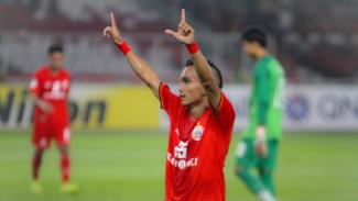 Riko Simanjuntak, Persija vs Shan United