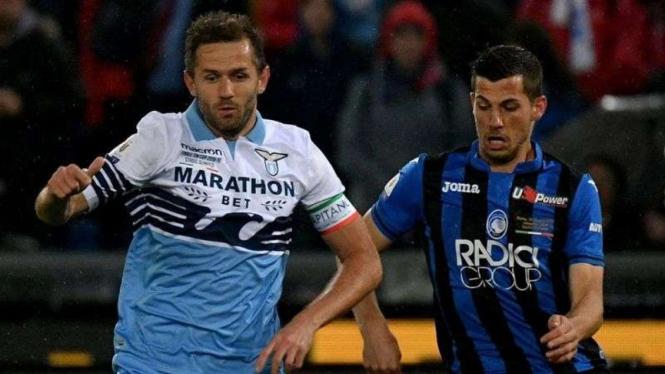 Duel final Coppa Italia 2018/19, Lazio vs Atalanta