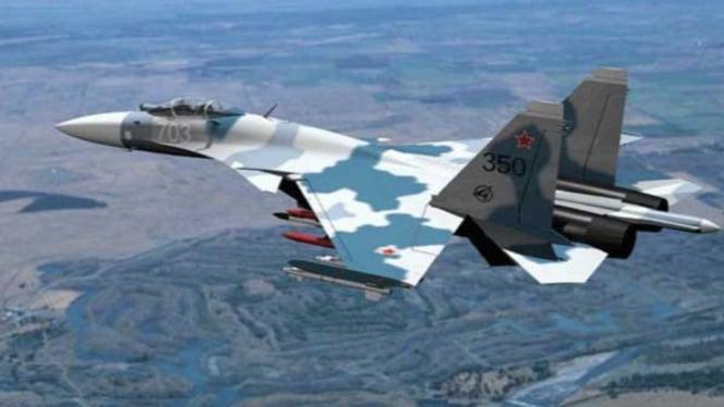 Sukhoi Su-57.