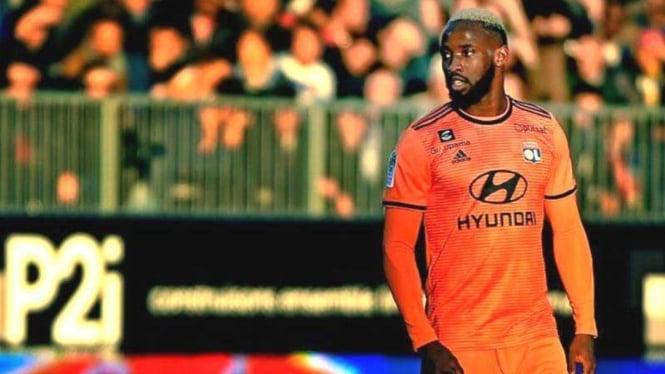 Penyerang Olympique Lyon, Moussa Dembele